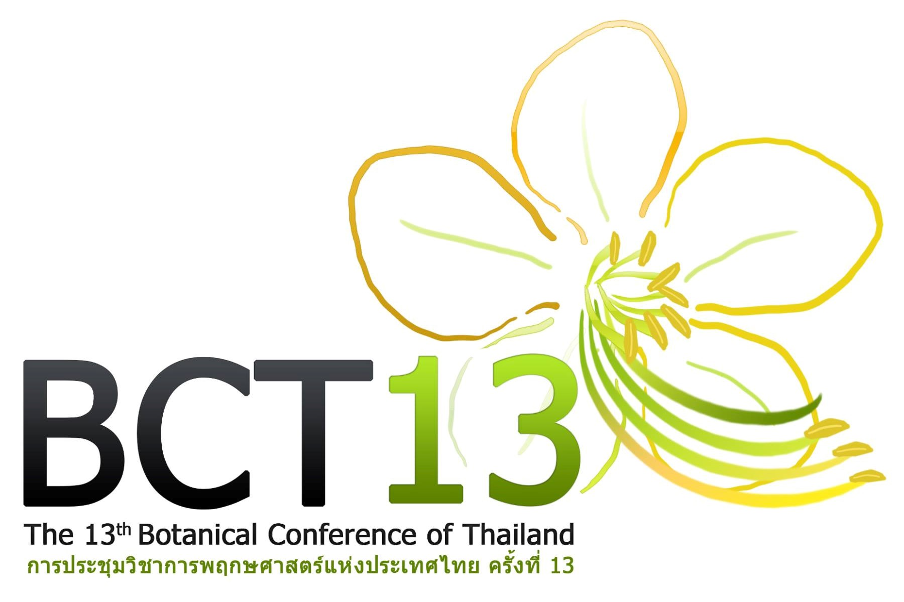 13th Botanical Conference of Thailand